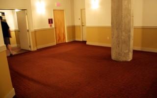 Appartment Building Hallway